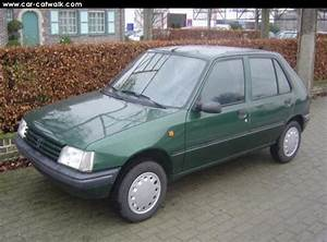 Peugeot 205 Gl  Best Photos And Information Of Modification