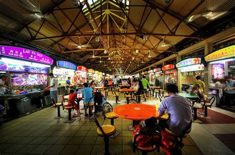 9 best hawker centres in singapore and their dishes