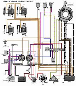 Yamaha Outboard Ignition Wiring Diagram