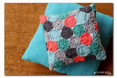 Pillow Pattern Crochet Yo Crocheted Patterns Giveaway