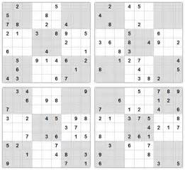 10 best images about sudoku puzzle on brain