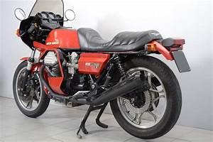 Moto Guzzi Occasion : moto guzzi 850 le mans ii de 1981 d 39 occasion motos anciennes de collection italienne motos vendues ~ Medecine-chirurgie-esthetiques.com Avis de Voitures
