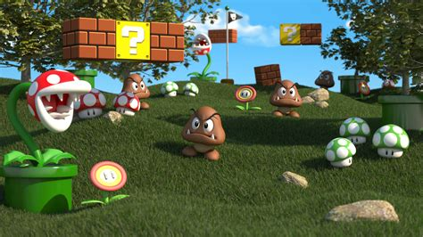 Animated Mario Wallpaper - mario desktop background 67 images