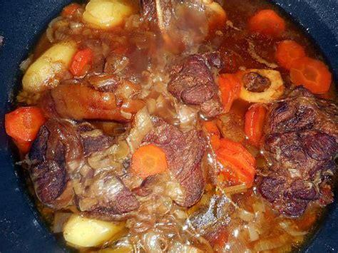 cuisiner un jarret de boeuf comment cuisiner jarret de boeuf