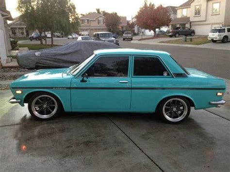 Datsun 510 For Sale California by 1971 Datsun 510 Restored Two Door For Sale Manteca