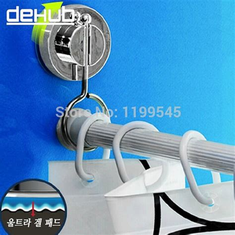 Suction Cup Drapery Rods by Popular Suction Curtain Rods Buy Cheap Suction Curtain