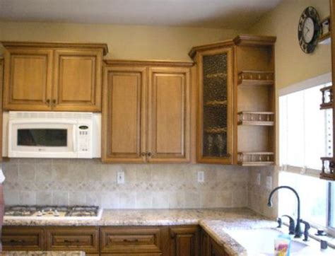 cabinets  kitchen light brown kitchen cabinets pictures