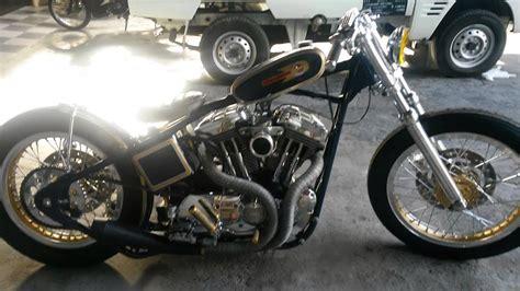 Harley Sportster Custom Chopper For Sale