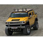 Automotive Cars Hummer H2 Pictures