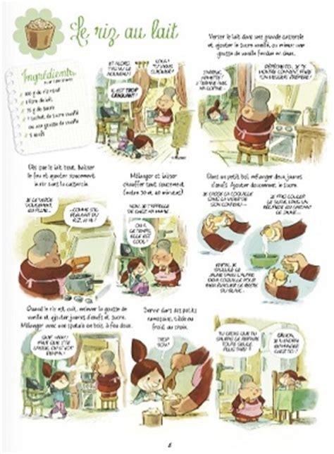 chronique cuisine la cuisine de mamette une bande dessinée mêlant gags et