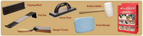 tile flooring tools snapstone floating porcelain tile system floor installation tools and accessories