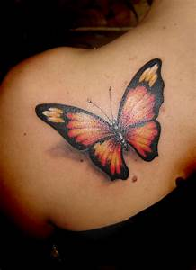 butterfly tattoos | Only Tattoos