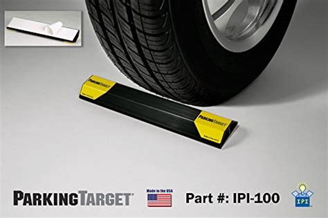 Garage Floor Tire Stops by Tire Safety Stopper Stop Car Bump Garage Parking Aid Curb