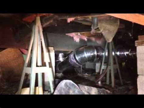 ductwork install youtube