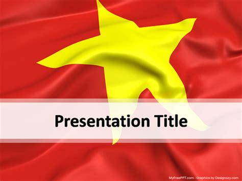vietnam powerpoint template   powerpoint