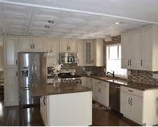 Mobile Home Kitchen Cabinets by Mobile Home Kitchen Remodel My Home Improvement Ideas Pinterest