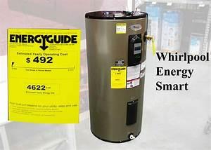 Whirlpool Energy Smart Hot Water Heater Manual