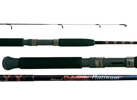 ugly stik platinum usp gb spin rod anglers warehouse