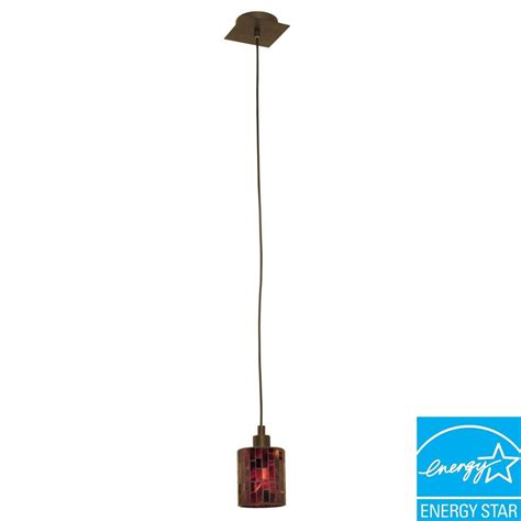 brown glass l shade eglo troya 1 light antique brown hanging mini pendant with