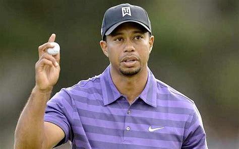 Tiger Woods tops Chevron Challenge leaderboard as he ...