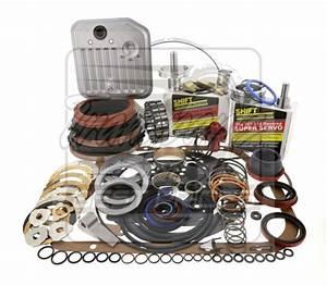 A618 A518 46re 47re Transmission Performance Gas Rebuild