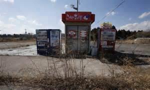 radioactive japanese ghost towns  uninhabitable