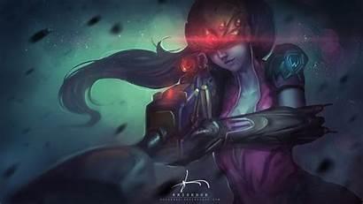 Overwatch Widowmaker 4k Wallpapers Xi Backgrounds Deviantart