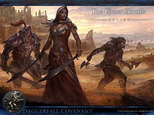 The Different Races of the Daggerfall Covenant in ESO ...