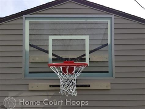 american eagle patriot front mount basketball hoop home