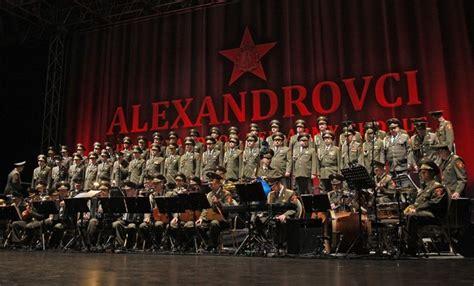alexandrov ensemble european    visit