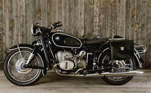 Bmw R60  2 600cc 1960 Sidecar Combination