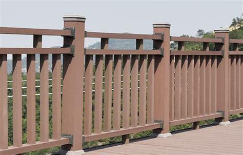 china outdoor composite deck railing   wood  plastic materials china wpc composite
