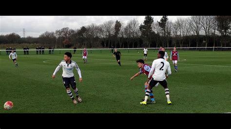 U21s: Aston Villa 1-0 Fulham - YouTube