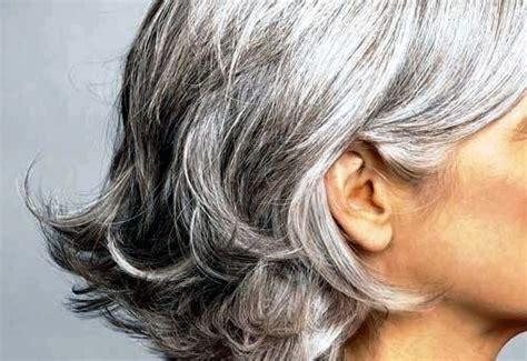 Keeping Grey Hair Color Grey