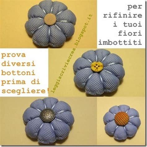 tutorial fiori di stoffa shabbylife tutorial fiori di stoffa imbottiti fiori di