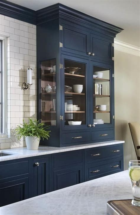 18+ Delightful Kitchen Decor Navy