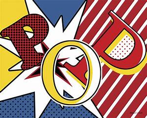 Right at Home: Pop art packs decor punch - dailygazette com