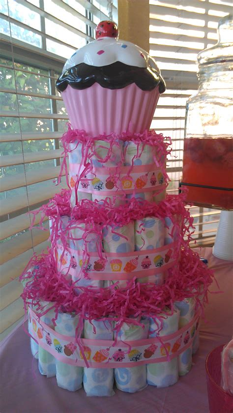 Cupcake Themed Baby Shower  Fab  Fit Me