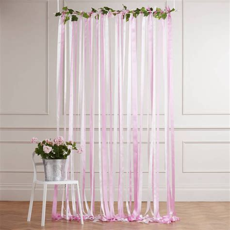 1000 ideas about ribbon curtain on golden