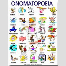 Click On English Onomatopoeias