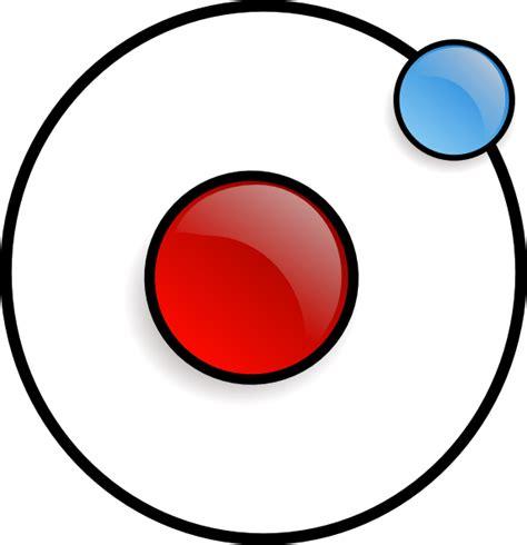 Atom Clipart Atom Symbol 2 Clip At Clker Vector Clip