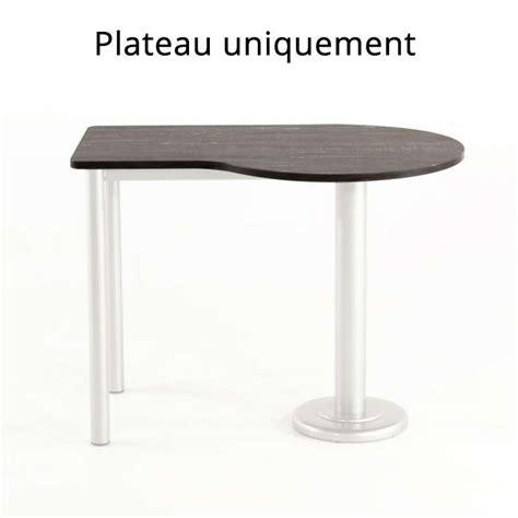 plateau de table de cuisine plateau de table de cuisine en stratifié de forme p ou q