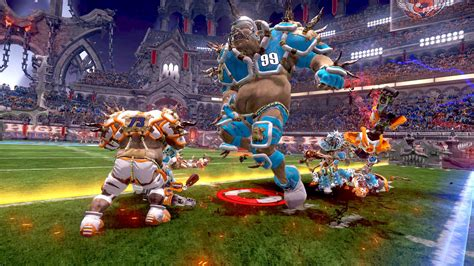 Mutant Football League (PS4 / PlayStation 4) Game Profile ...