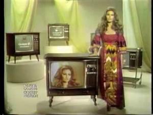 Quasar Ii Color Tv By Motorola--1970