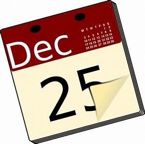 Calendar Clip Art at Clker.com - vector clip art online ...