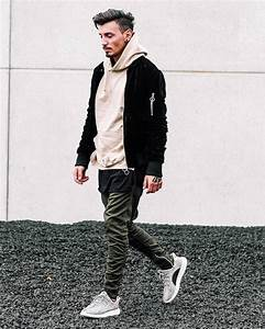 Menu0026#39;s Hip Hop Side Zipper Slim Fit Casual Jogger Pants Sweatpants Skinny Trouser