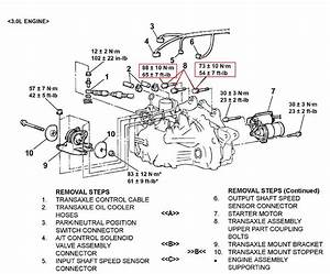 2002 Mitsubishi Eclipse Manual Transmission Diagram