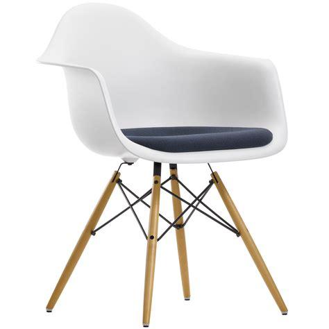 Vitra Eames Daw Stuhl Mit Sitzkissen (neue Maße