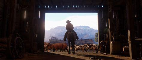 Gta Place  Életre Kel A Természet A Red Dead Redemption 2