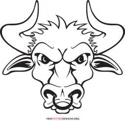 bull design bull 50 taurus tattoos